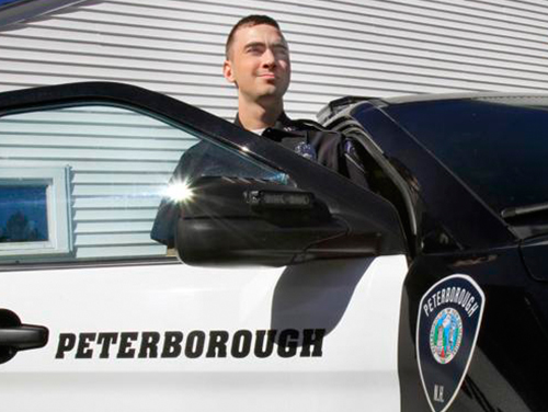 In a recent article contributed to the Keene Sentinel, an alumn of Franklin Pierce University and graduate of the New Hampshire Police Academy, Christopher Danksewicz was recently involved in saving a life.