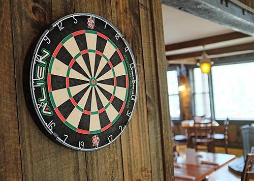 Darts at Emma's 321 Pub & Kitchen
