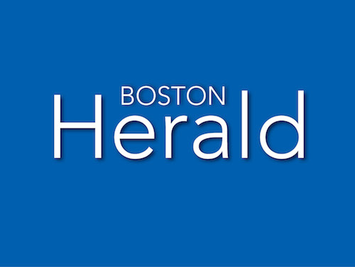 Boston Herald - President reflects on historic role