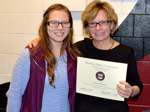 Faculty and Staff Honored by SGA