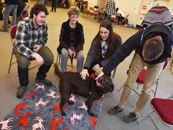 Ravens Advocate! Disability Awareness Week begins at Franklin Pierce University