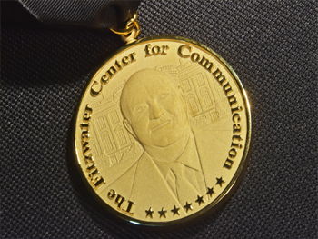 Diane Rehm, Trent Spiner and others will be recognized with the Fitzwater Medallions