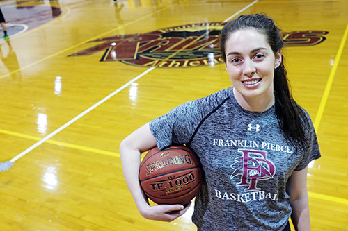 A Raven On and Off the Court: Jemma Thacker