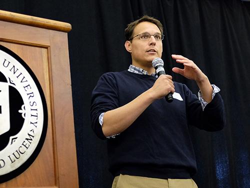 Kornacki, speaker
