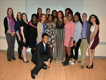 Justice for All: Franklin Pierce students honored with King service awards