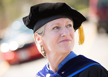 Franklin Pierce University Welcomes Dr. Kim Mooney as Sixth President