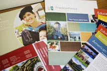 Build a Viewbook for Franklin Pierce University